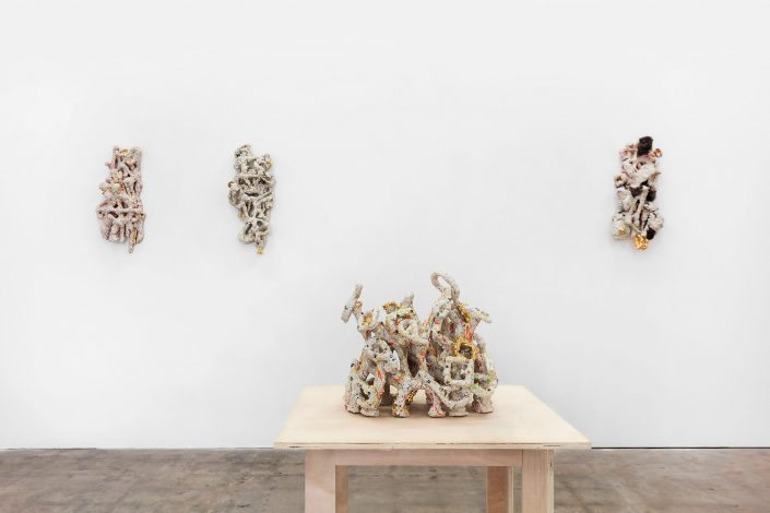 Andrew Casto: Revelatory Derive, Installation view