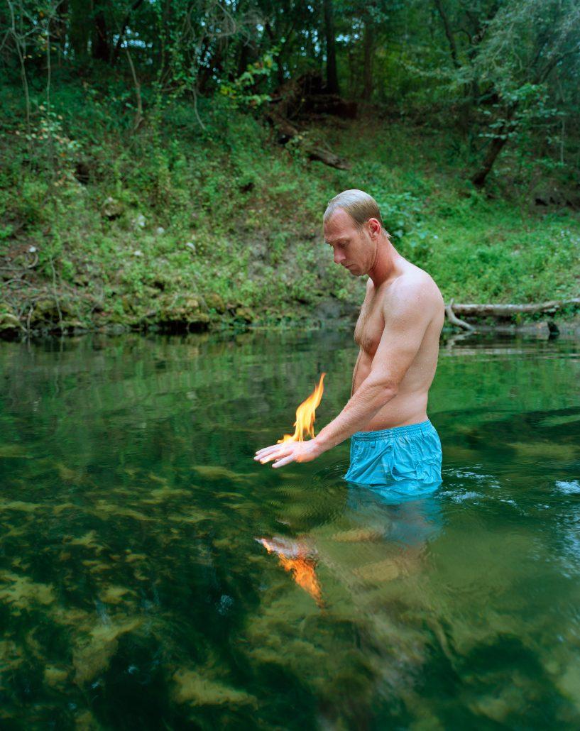 Jeremy Chandler. Self-Immolation Test, 2015