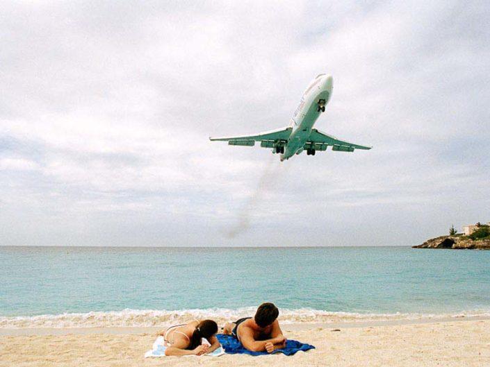 Muir Vidler. Beach, St Maarten, 2009