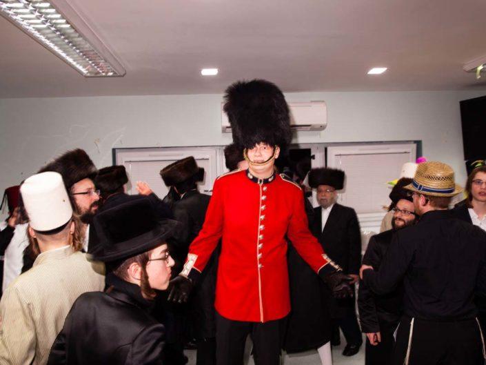 Muir Vidler. Guardsman, London, 2014