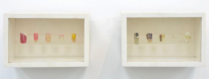 José Manuel Mesías. Two Woman's Hands, 2011