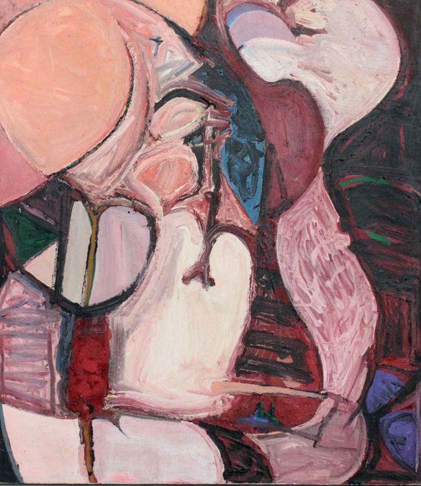 William Pachner. Interior WP36, 1967
