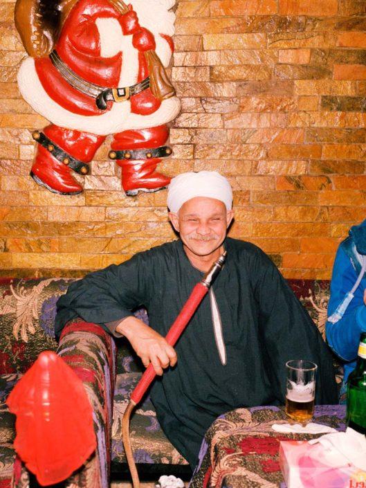 Muir Vidler. Rivera Nightclub, Shisha, Cairo, 2014