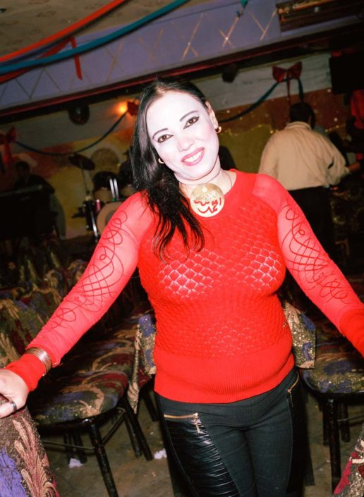 Muir Vidler. Rivera Nightclub, Women, Cairo, 2014