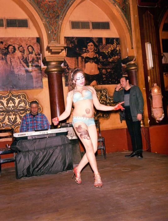 Muir Vidler. Shahrazad Nightclub, Money, Cairo, 2014