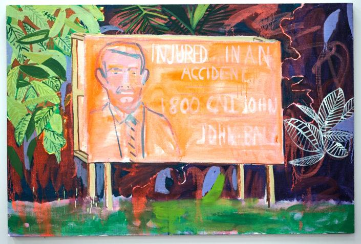 Ezra Johnson. Untitled, 2015