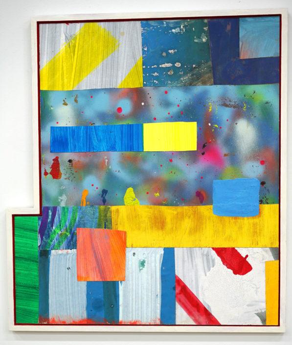 Ezra Johnson. Space Mountain, 2015