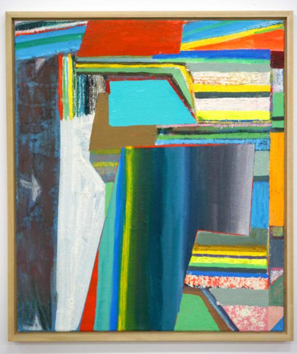 Ezra Johnson. Paul Klee on Dale Mabry, 2015