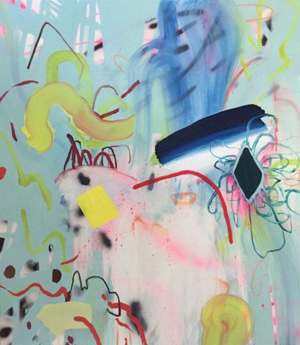 Jennifer Lefort. Rinse Repeat, 2017