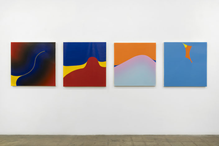 Noontide installation view, Photography by Zachary Balber