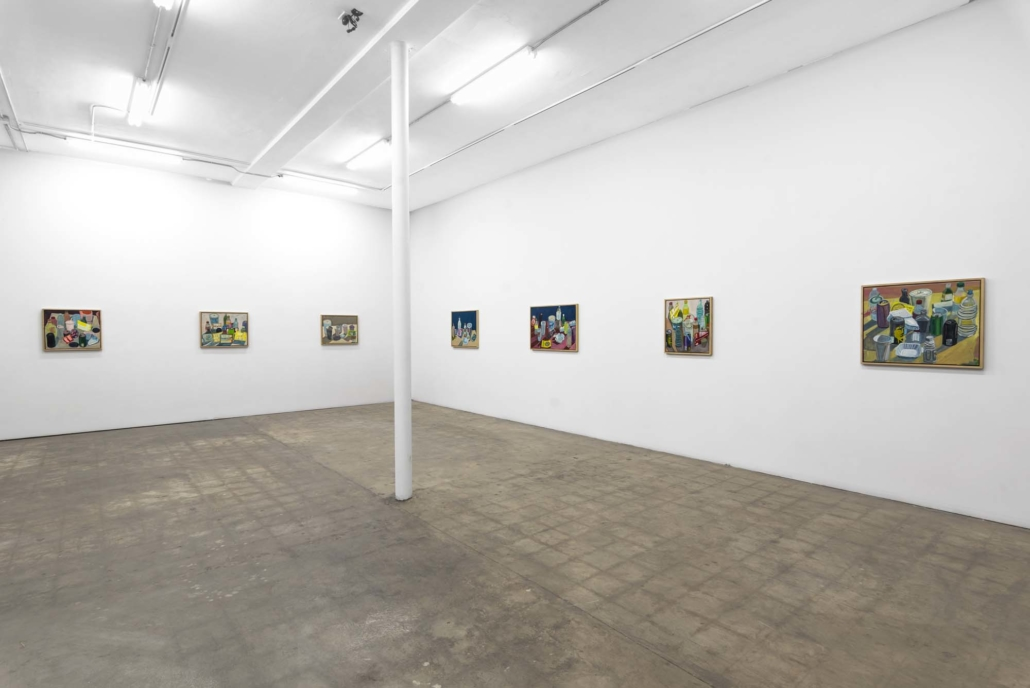 Ezra Johnson: Floating on Top exhibition photo