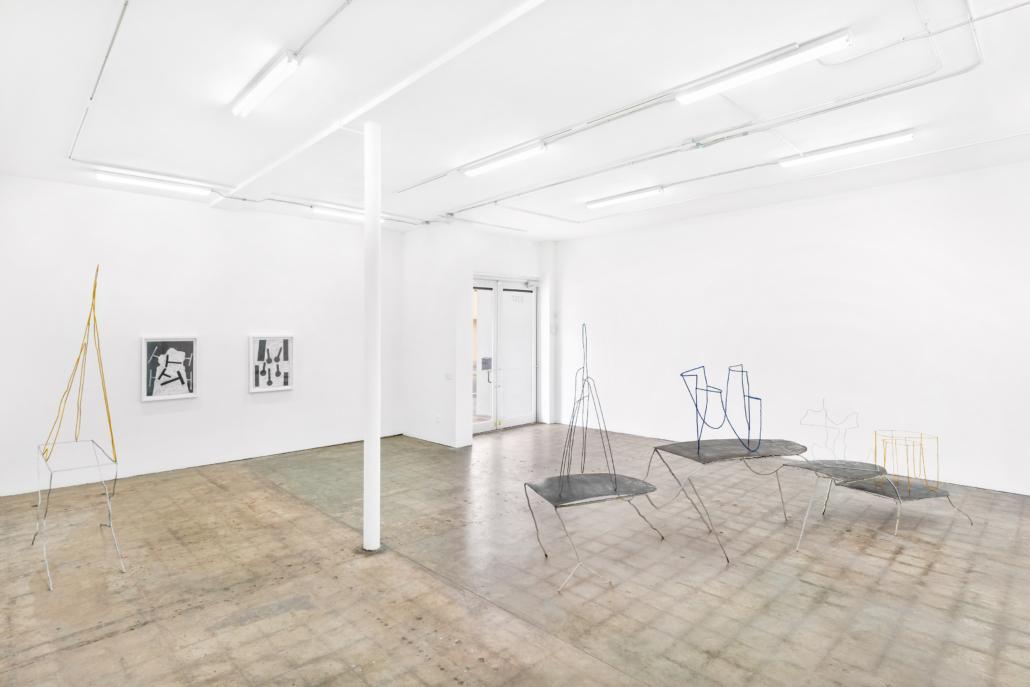 Dominique Labauvie: Urban Beings installation shot