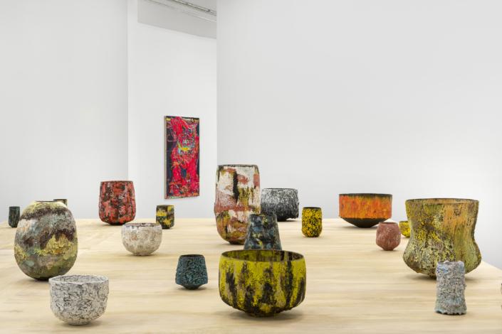 Jay Kvapil, Installation view, 2019