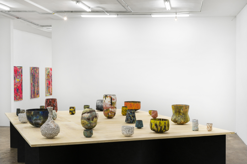 Jay Kvapil, Installation view, 2019