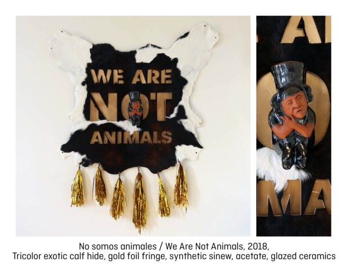 Jimenez Flores, We Are Not Animals