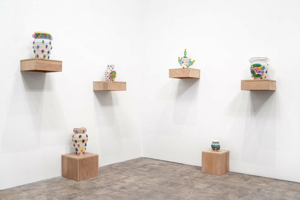Glenn Barkley, I Contain Multitudes, Installation view.